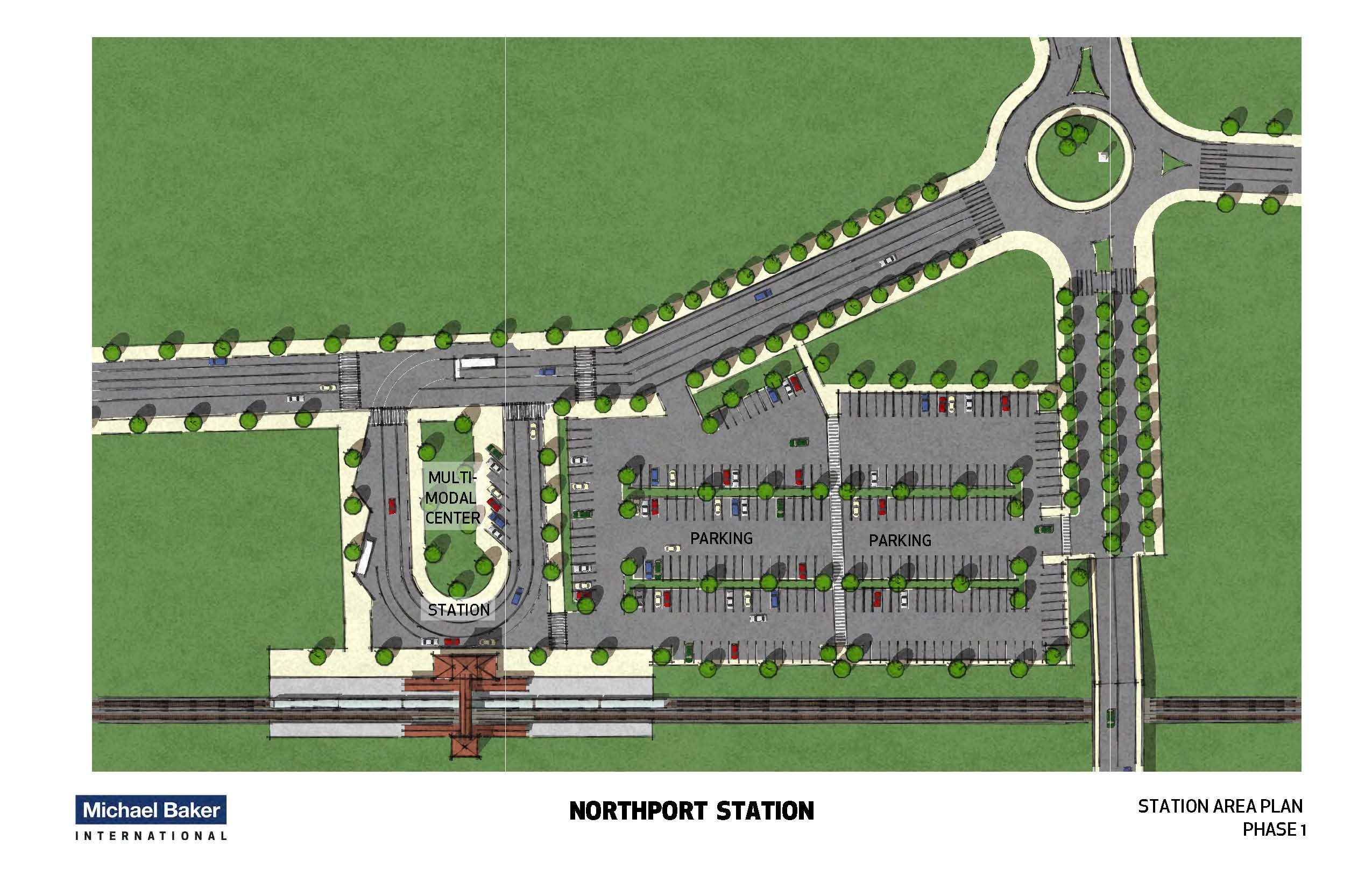 Northport Rendering