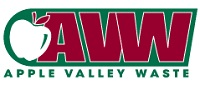 Apple Valley Waste Logo